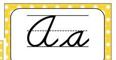 cursive alphabet anchor chart/cards.pdf