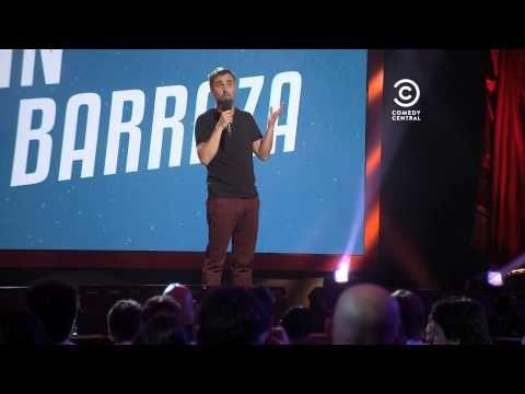 Comedy Central 2014 - Juan Barraza