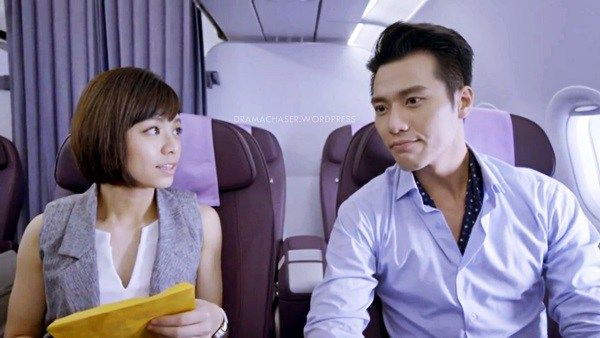 """""""Taste of Love"""" ep 6 ~ Xiao He:""""I…am starting to think that you are interested in me."""" 