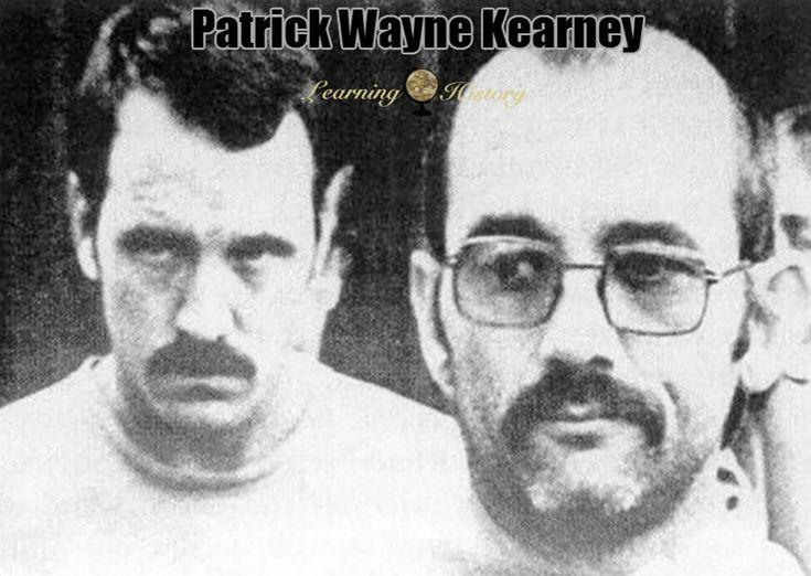 Patrick Wayne Kearney: American Serial Killer via @learninghistory