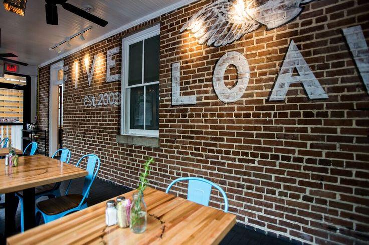 Five Loaves Cafe Summerville Menu