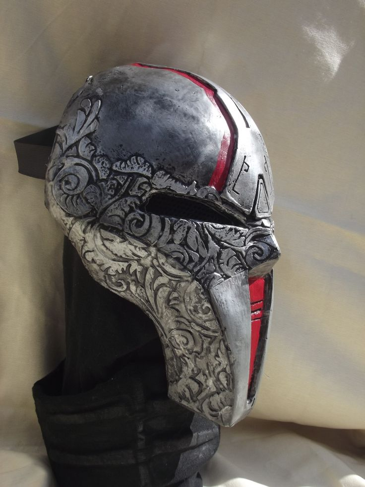 Sith Acolyte Mask (Adraas) ... again by Stew750.deviantart.com on @deviantART