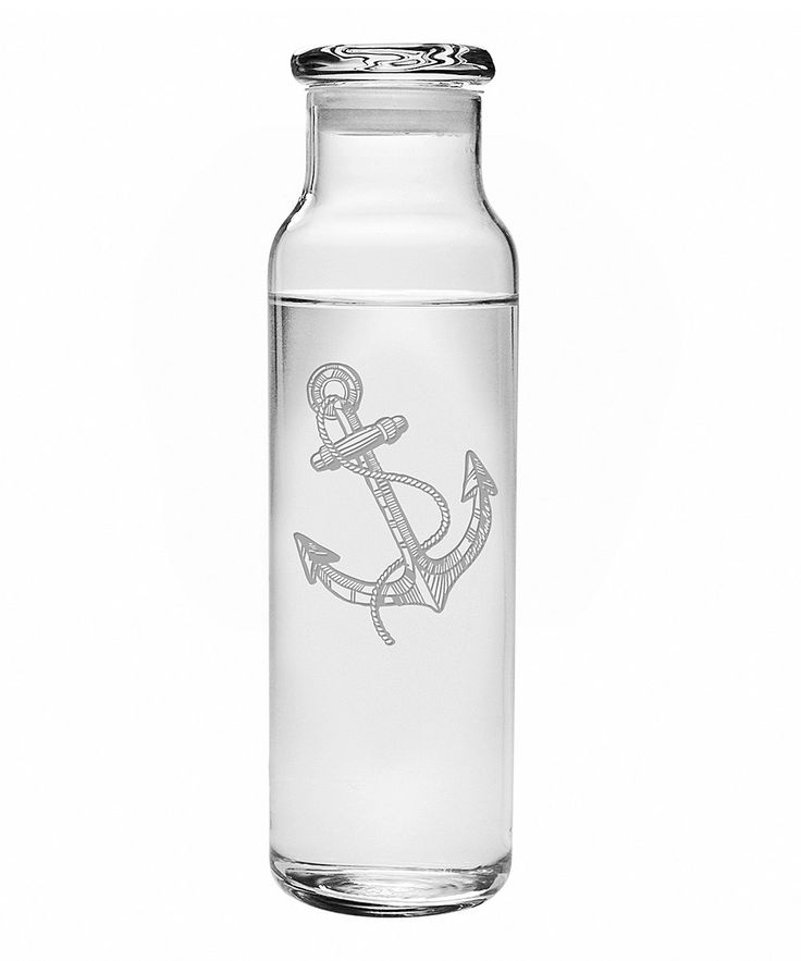 Look at this Vintage Anchor Water Bottle & Lid on #zulily today!