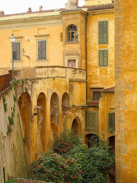 Boboli Gardens...Nel giardino di Boboli by Porrovio on Flickr.Florence, Tuscany, Italy
