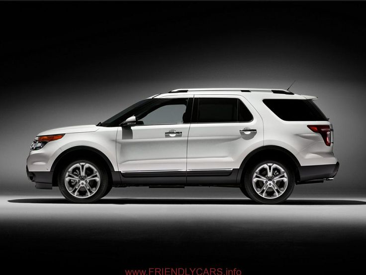 awesome ford explorer 2014 red interior car images hd Ford Explorer Illinois Mitula Cars