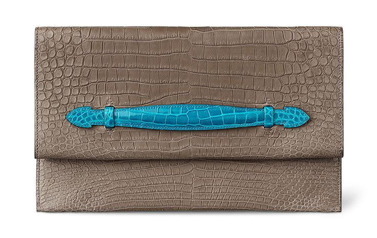 Hermes Pliplat Croc Clutch. The 10 Most Expensive Spring 2016 Bags You Can Buy Online Right Now