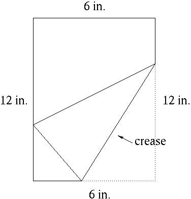 Optimization Problems: Calculus