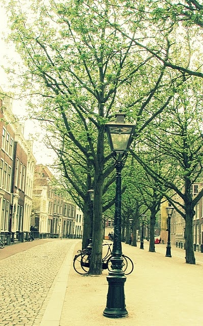 Hooglandse Kerkgracht, Leiden, The Netherlands. #greetingsfromnl