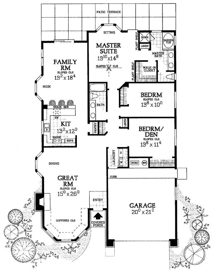 Casa de madera casa prefabricada americana casas de for Log home planimetrie