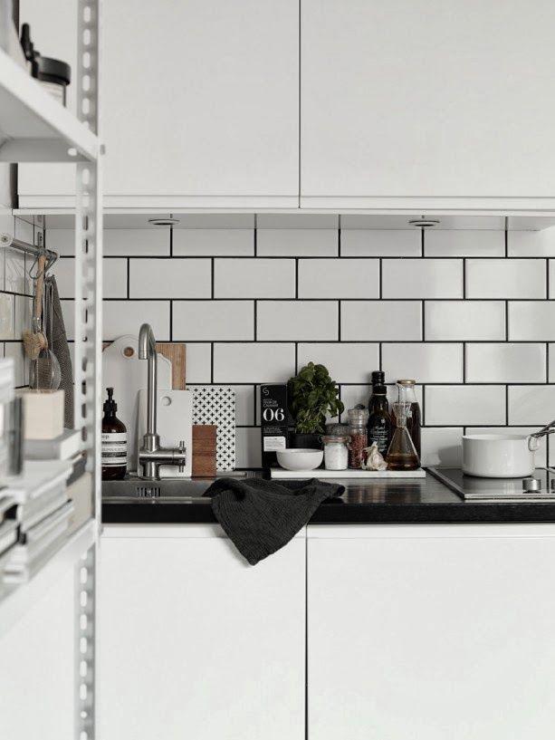 My scandinavian home mondays home shades of grey