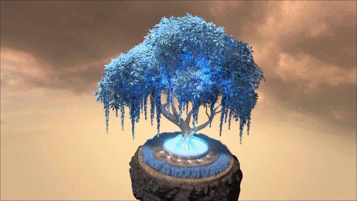 Angel Tree UE4