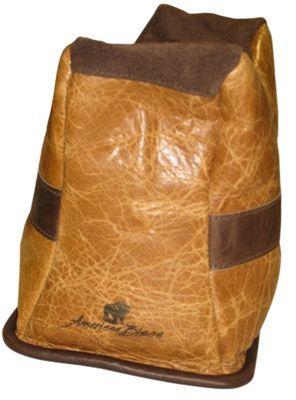 Altus Benchmaster American Bison Bench Bag - Bison Leather