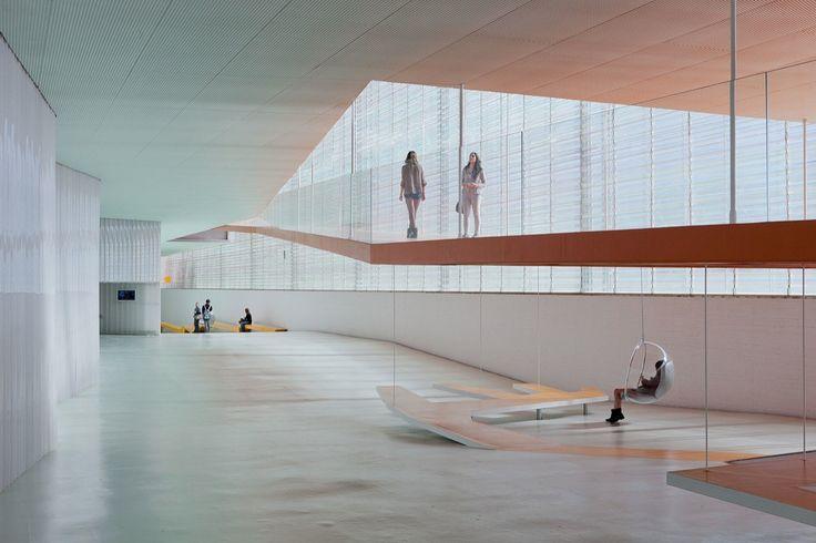 Gallery of Auditorium in Cartagena / Selgas Cano - 7