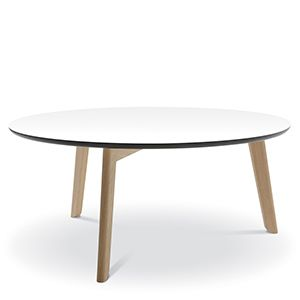 CASANOVA Møbler — Foxy Potato - Beck sofabord stor - hvid