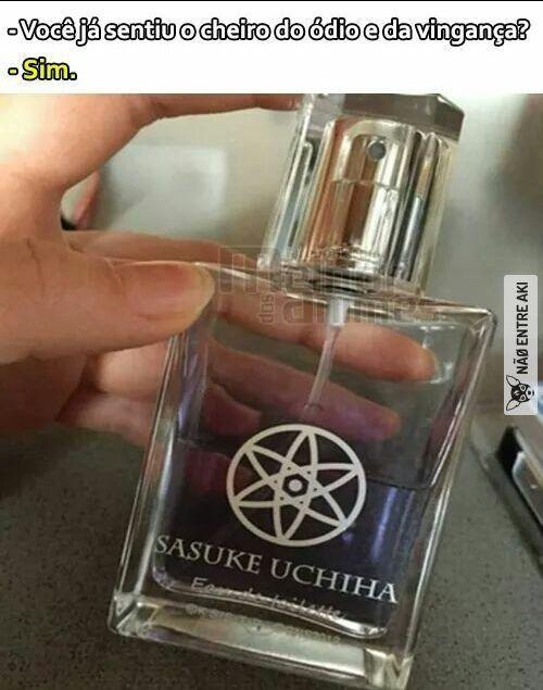 o cheiro de vingança