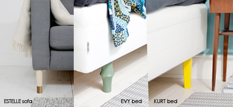 RepinIkea Makeovers, Pretty Peg, Ikea Sofas, Furniture Legs, Ikea Hacks, Clever Ideas, Grey Couches, Ikea Couch, Ikea Furniture