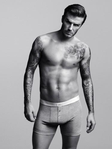 David Beckham...soooo sexy<3
