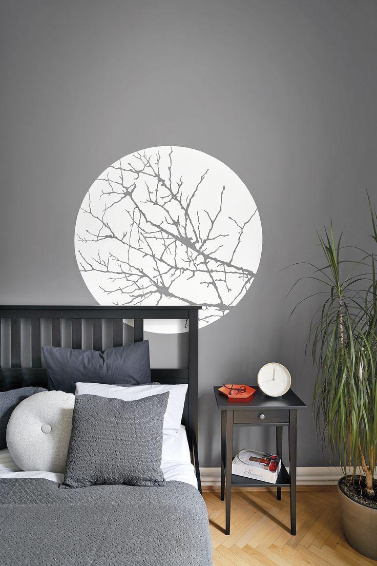 Transformations of the bedroom in collaboration with the magazine NOVÉ PROMĚNY BYDLENÍ. Interior design: Lenka Damová, photo: Veronika Rafajová