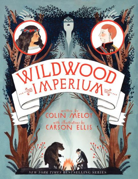 From Colin Meloy, lead singer of the Decemberists, and Carson Ellis, acclaimed illustrator of The Mysterious Benedict Society, comes the stunning third...