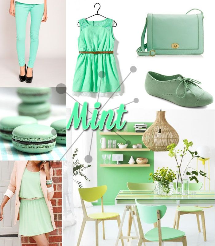Color We Love: Mint Green