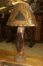 Sassafras Lamp