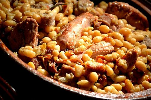 Cassoulet © Ana Luthi Tous droits réservés 050 http://www.l-eaualabouche.com/article-le-cassoulet-111756984.html