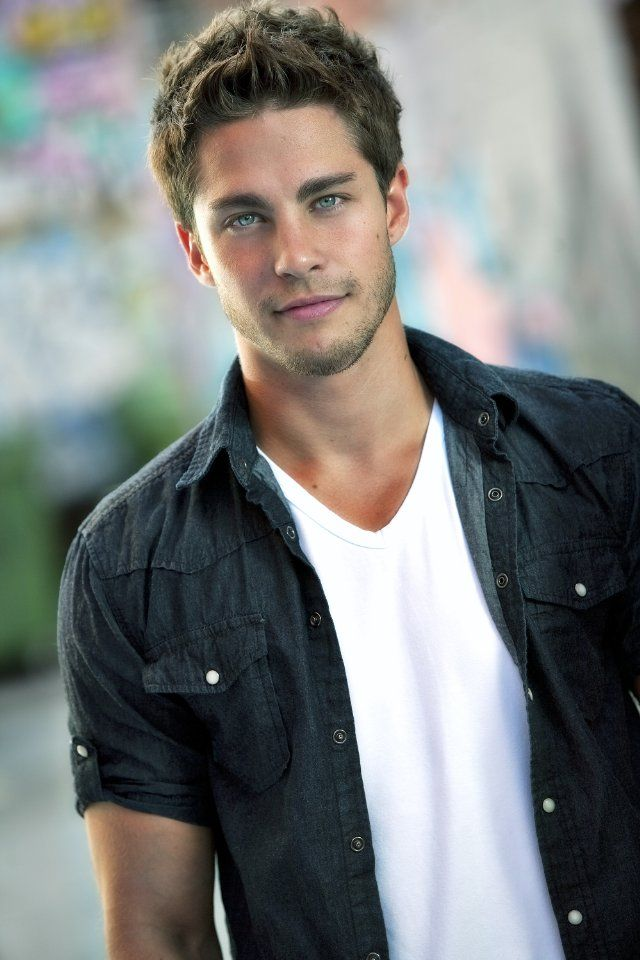 Dean Geyer. Well hello..