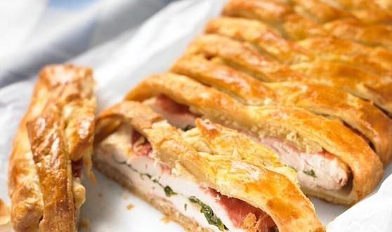 Recipes with parma ham and chicken