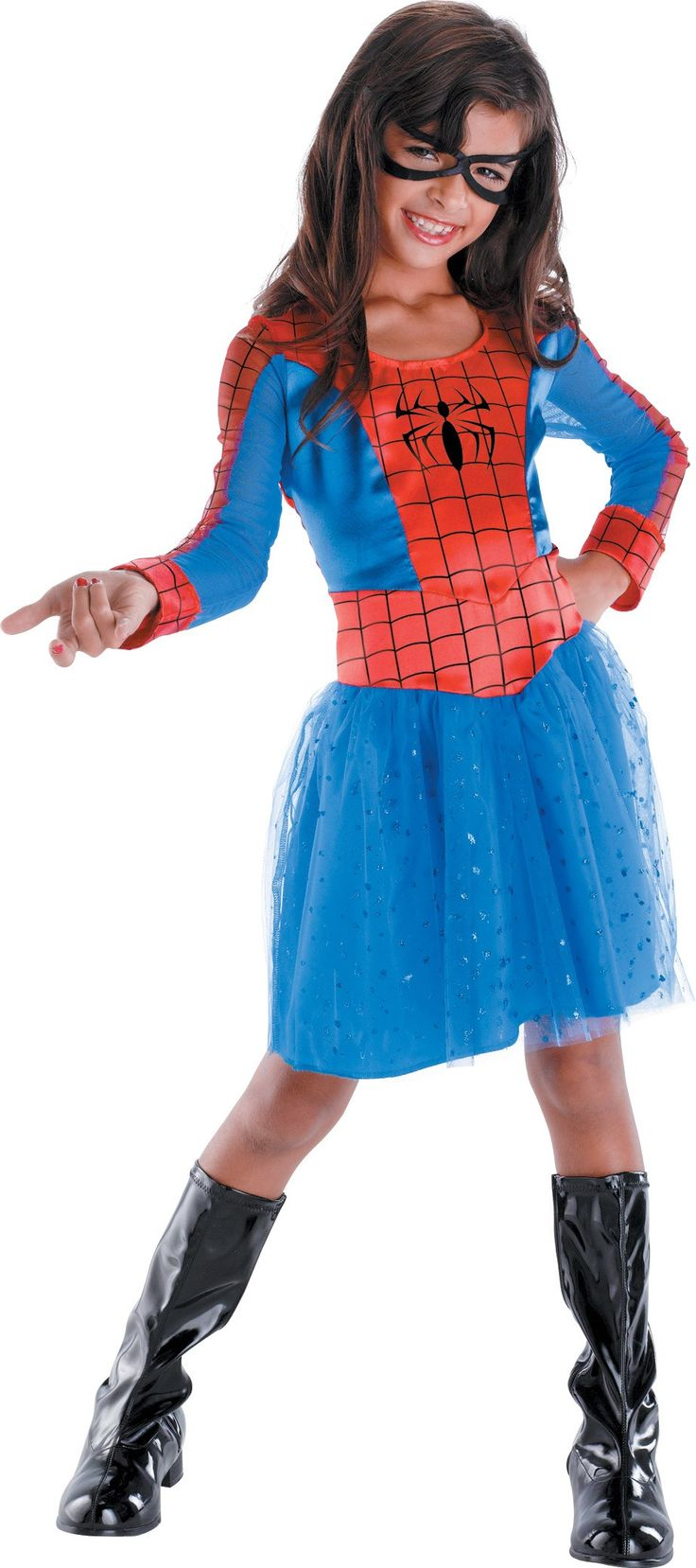 Spider-Girl Classic Toddler/Child Girl's Costume