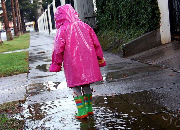 På med regnkläder, här kommer klimatförändringarna! Säkra din trädgård för det svenska regniga klimatet. Vi säljer avvattningssystem online och i butik!