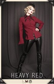 *redefining goth* Gothic Clothing Store - Heavy Red