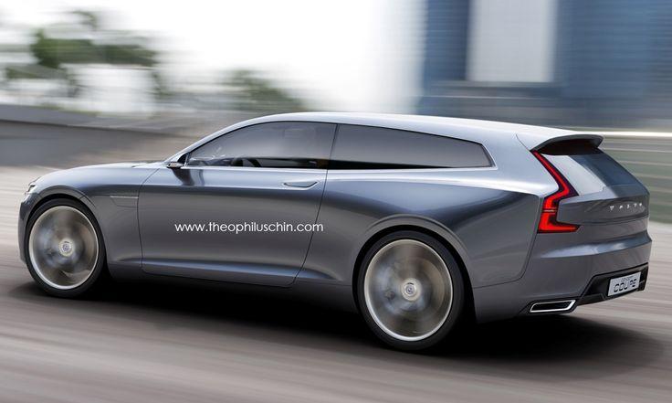 Volvo Concept Shooting Brake