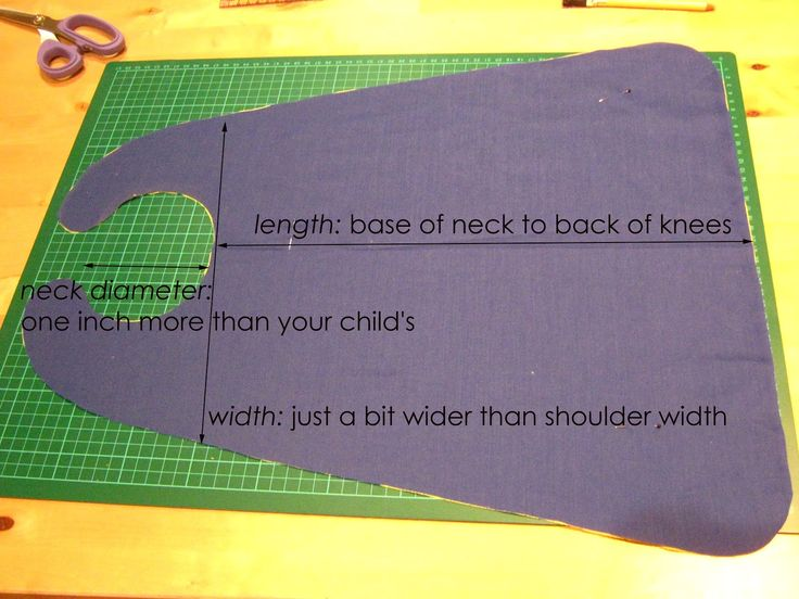 superhero cape pattern | Virtage Gets Crafty: Remembering summer: Super Hero Cape