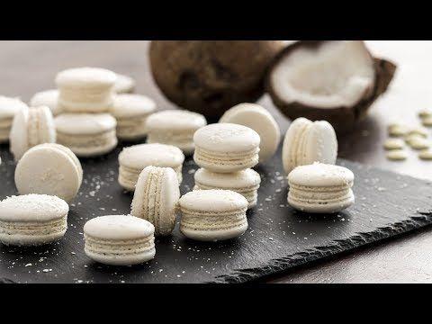 Kokosové makarónky | Recept na makarónky pre milovníkov kokosu