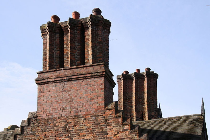 Oak House Chimneys