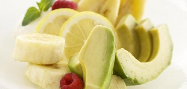 فوائد البوتاسيوم للجسم Avocado Banana Banana Recipes Fruit