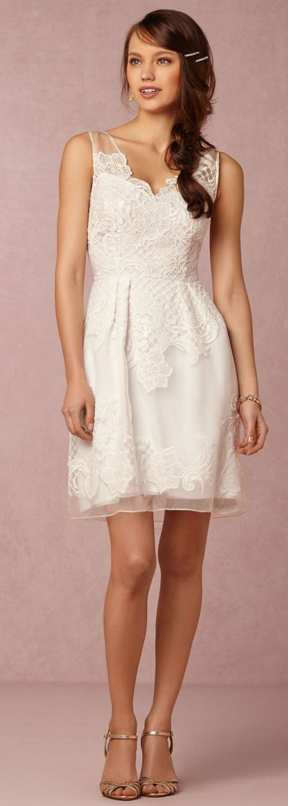 The Prettiest Rehearsal Dinner Dress