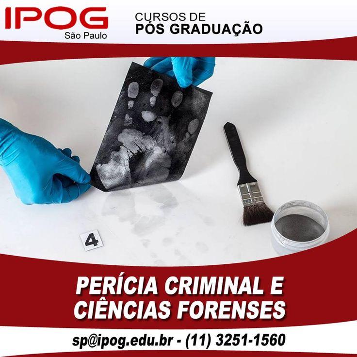 Matrículas abertas para o Curso: Perícia Criminal e Ciências Forenses - Pós-graduação - http://periciacriminal.com/novosite/2016/05/18/matriculas-abertas-para-curso-pericia-criminal-ciencias-forenses-pos-graduacao/