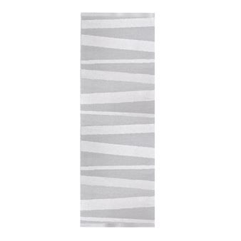 Åre rug grey-white - 70x200 cm - Sofie Sjöström Design