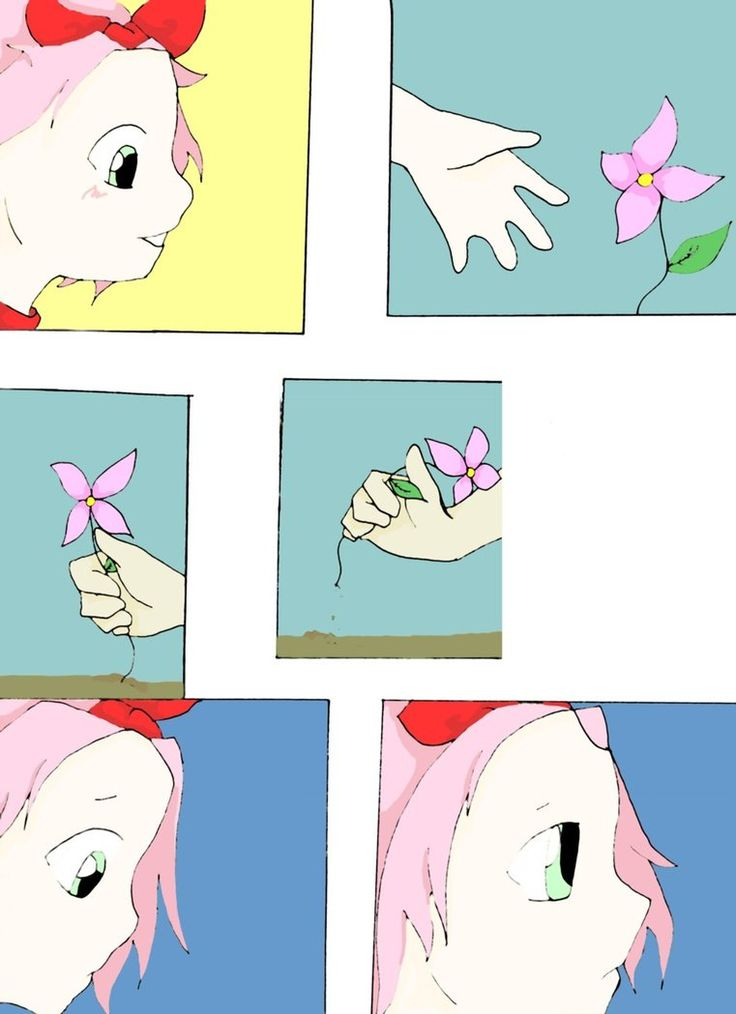 That's MY Flower Page Two by FallenHeartAche