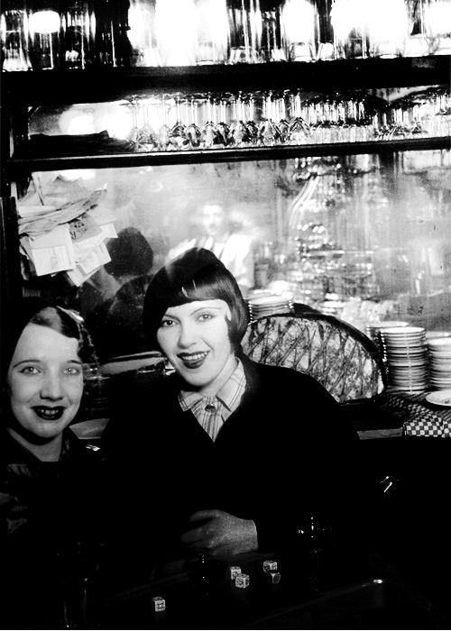 George Brassaï - Girls in Paris