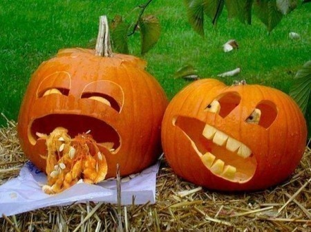 Funy carving ))