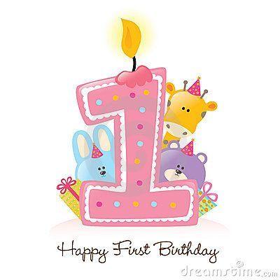 Cute 1st birthday greetings http://www.1birthdaywishes.com/2016/01/cute-1st-birthday-wishes-for-1-year-olds.html