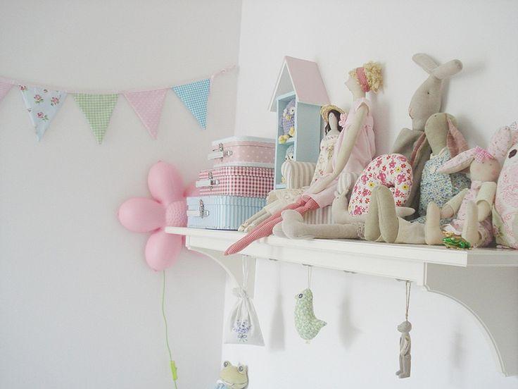 Pokoje dziecięce: pokoik Kalinki