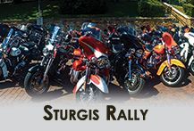Sturgis Motorcycle Rally Lodging and Accomodations