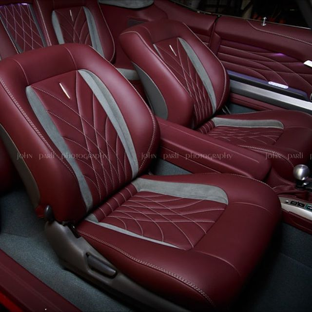 17 Best Images About Kustom Auto Interiors On Pinterest