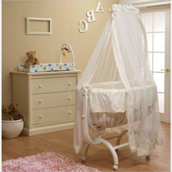 Le berceau design 19 nouvelles et classiques tendances for Chambre a coucher pour bebe
