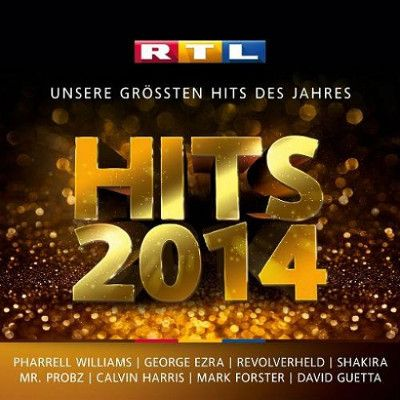 RTL Hits 2014 (2 CD) (2014) mp3 - 320 kbps