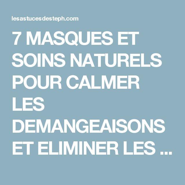 7 MASQUES ET SOINS NATURELS POUR CALMER LES DEMANGEAISONS ET ELIMINER LES PELLICULES – Les astuces de Grand- Mère