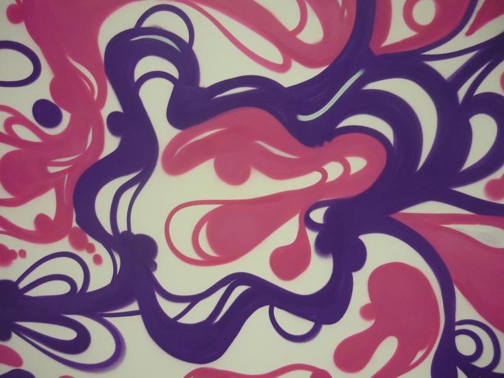 graffiti , mural , malowanie artystyczne